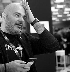 Mirko Lalli a Roma Focus Città e Siti UNESCO