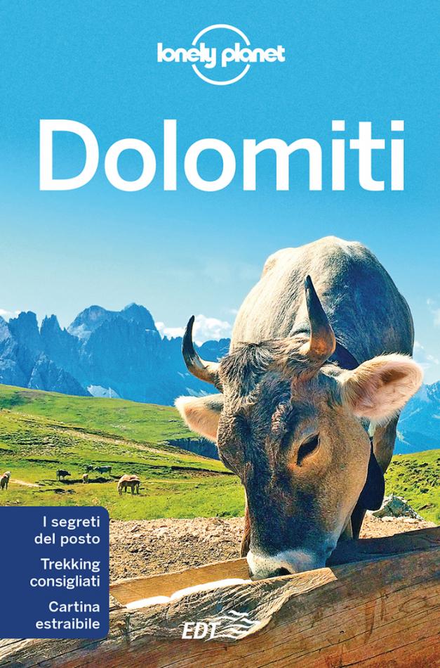 La Guida Lonely Planet Doloiti a Focus Città e Siti UNESCO