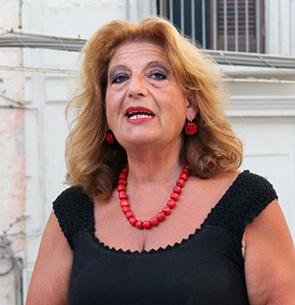 Laura Marchetti a Roma Focus Città e Siti UNESCO
