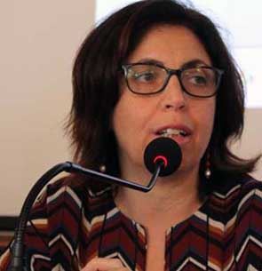 Maria Carmela Giarratano a Roma Focus Città e Siti UNESCO